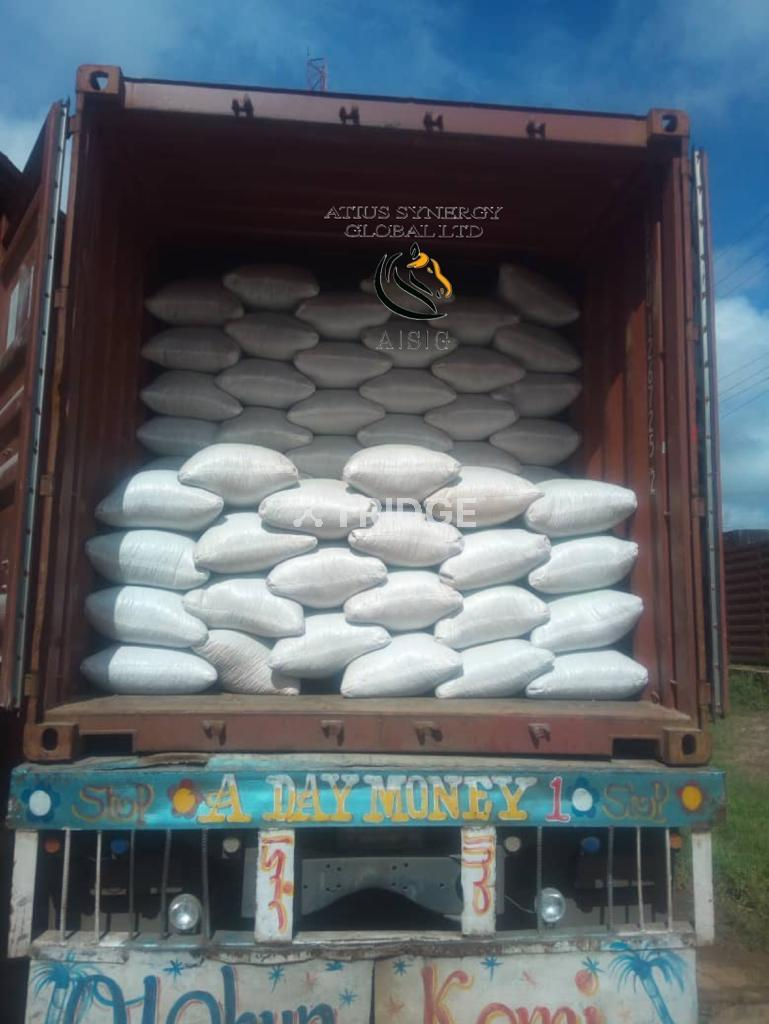 Tigernuts (Chufas) Loaded for Export