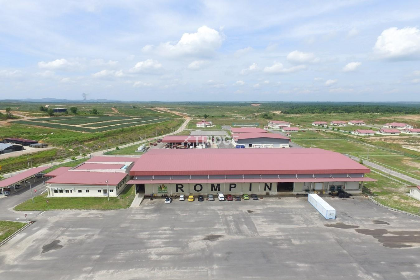 ROMPINE state of art packaging house